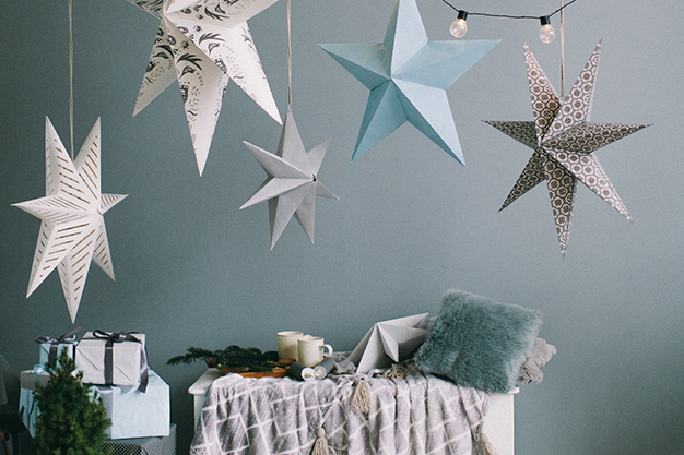 DecoNavidad diy4 - Ideas to decorate your home at Christmas in an original way