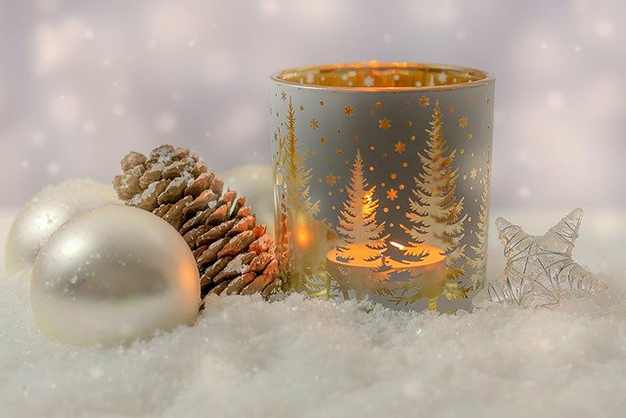 DecoNavidad velas - Ideas to decorate your home at Christmas in an original way