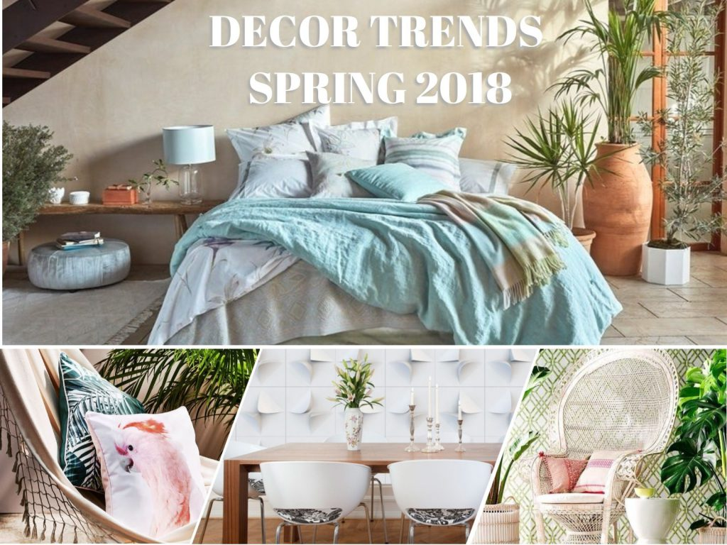 Decor trends for this Spring 2018 1 1024x768 - Decor trends for this Spring 2018