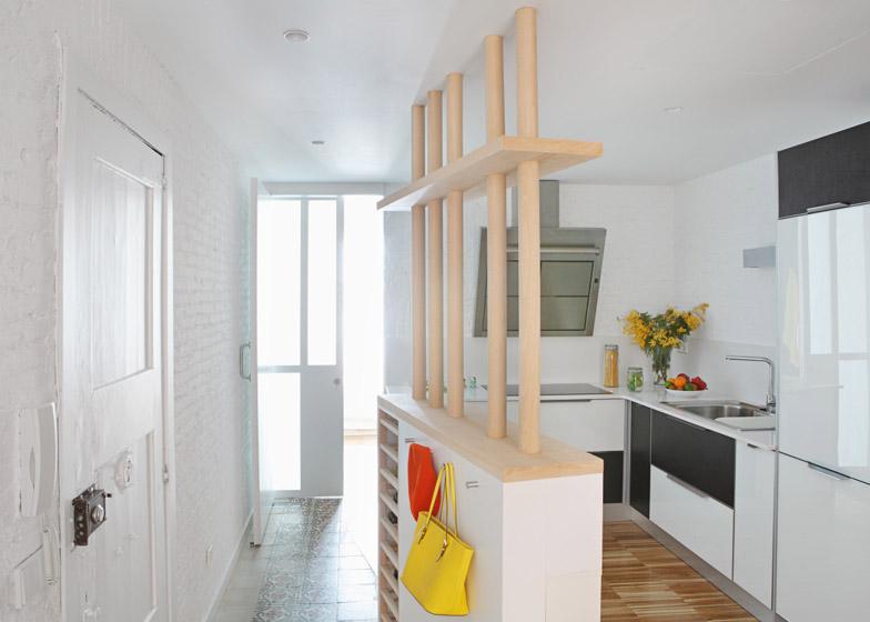 Design Barcelona Apartment6