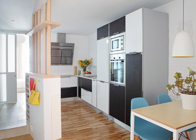 Design Barcelona Apartment7