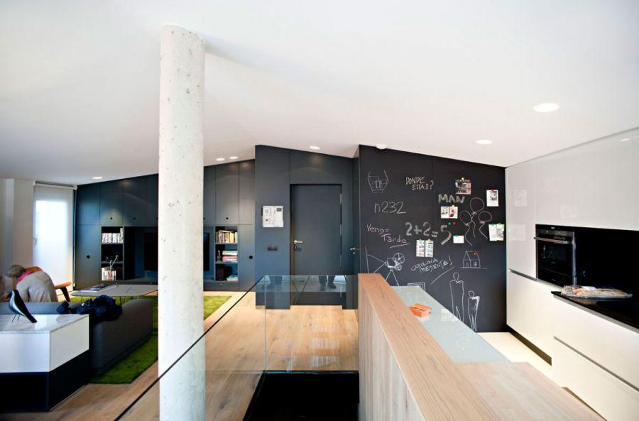 Duplex in La Rioja - Spanish Architecture: Gorgeous Duplex in La Rioja