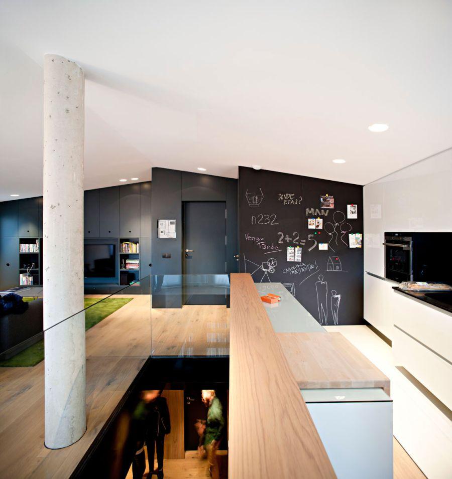 Duplex in La Rioja5 - Spanish Architecture: Gorgeous Duplex in La Rioja
