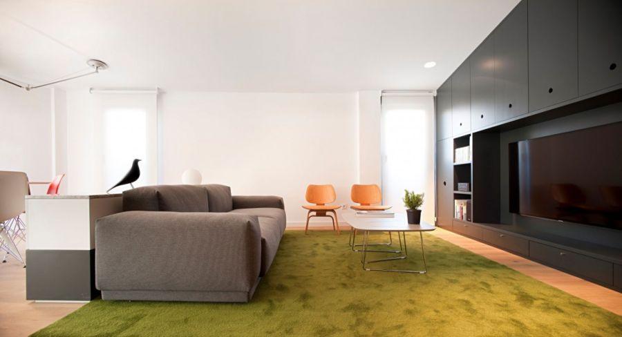 Duplex in La Rioja6 - Spanish Architecture: Gorgeous Duplex in La Rioja