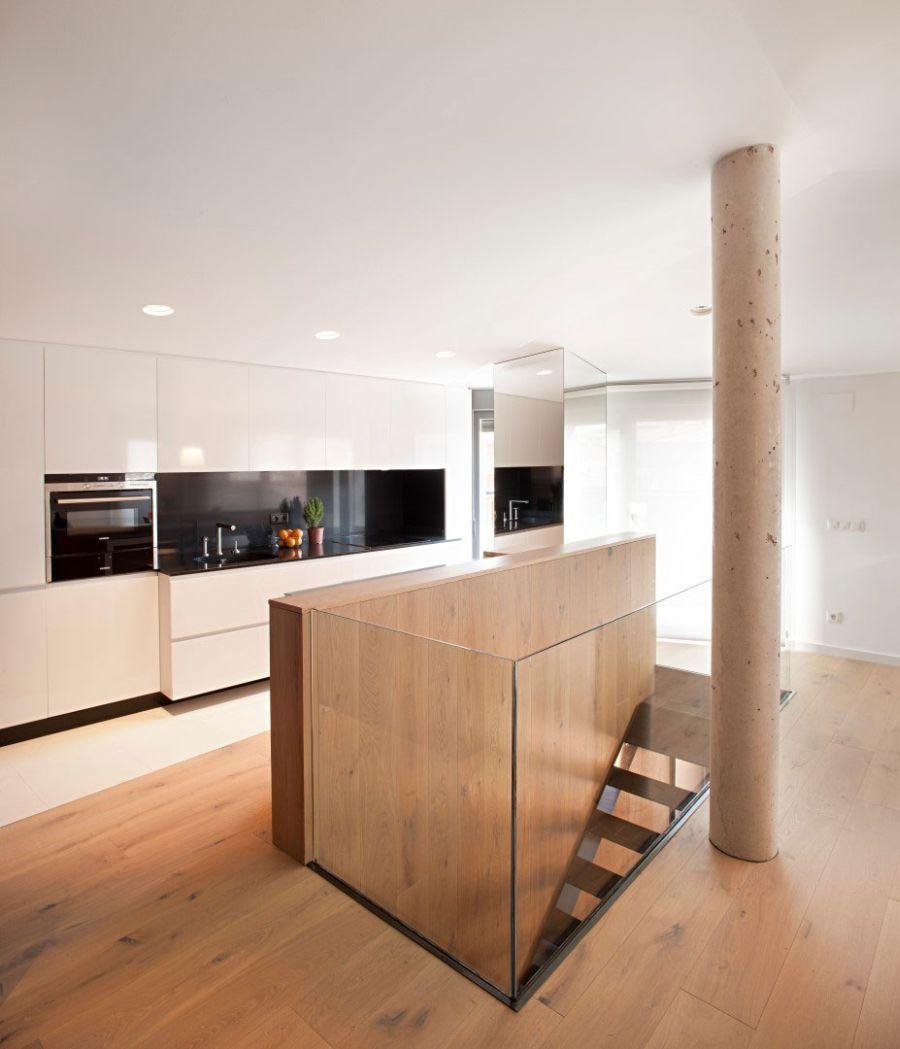 Duplex in La Rioja8 - Spanish Architecture: Gorgeous Duplex in La Rioja