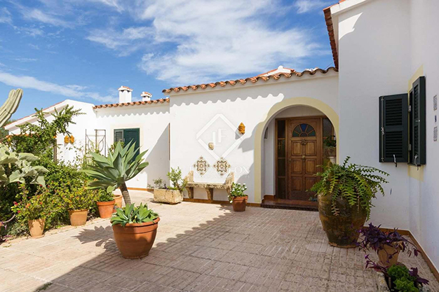 ENTRADA MENORCA - Living in paradise is possible with this luxury home in Menorca