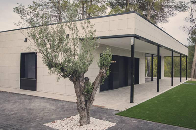 EXTERIOR CAMPO - This countryside house in Alicante will fill you with energy every day