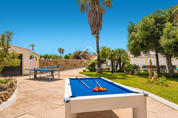 EXTERIOR MENORCA - Living in paradise is possible with this luxury home in Menorca