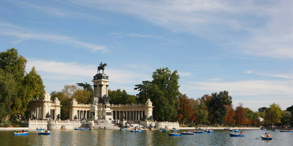 El Retiro Madrid 2 - Spain's tourism industry ranked as the most competitive in the world