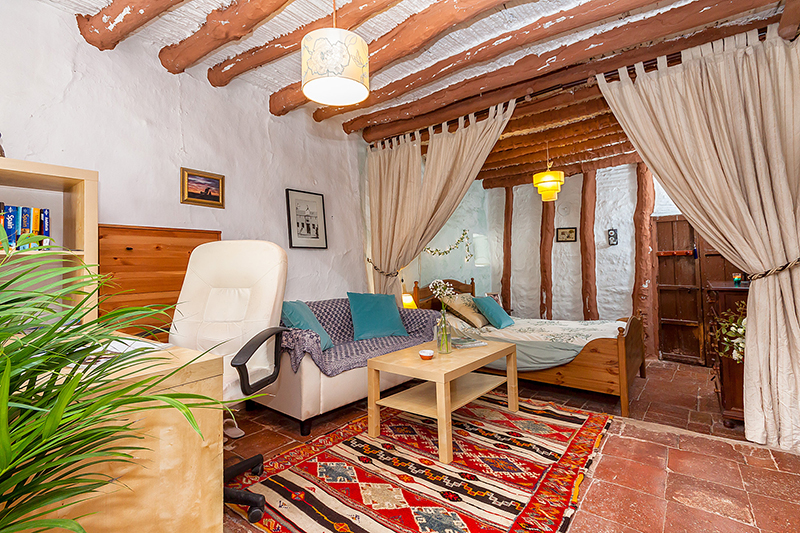 El romeral 10 - El Romeral: Rustic cottage in the mountains of Malaga, Andalusia