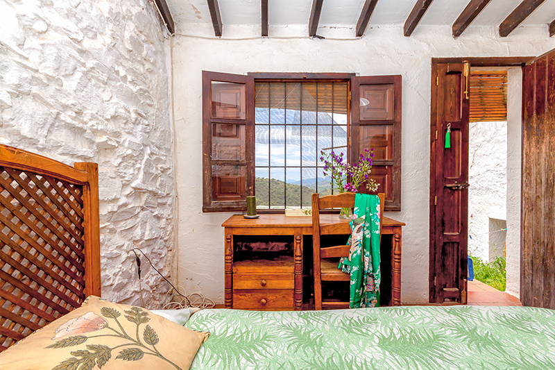 El romeral 11 - El Romeral: Rustic cottage in the mountains of Malaga, Andalusia