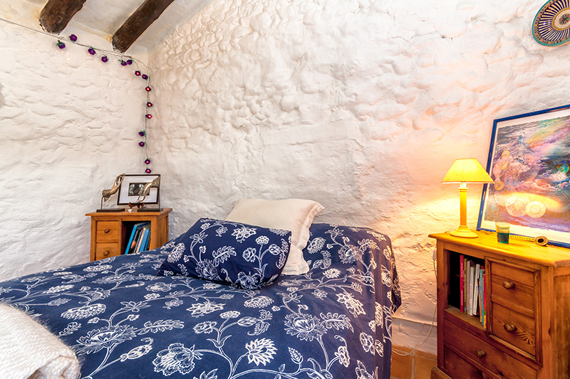 El romeral 12 - El Romeral: Rustic cottage in the mountains of Malaga, Andalusia