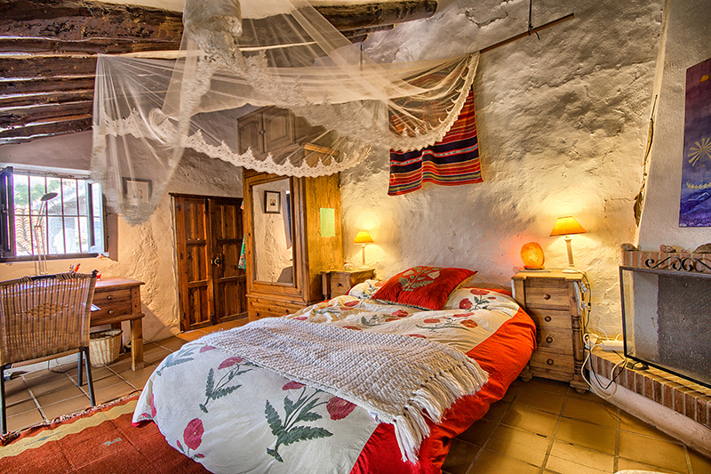 El romeral 14 - El Romeral: Rustic cottage in the mountains of Malaga, Andalusia