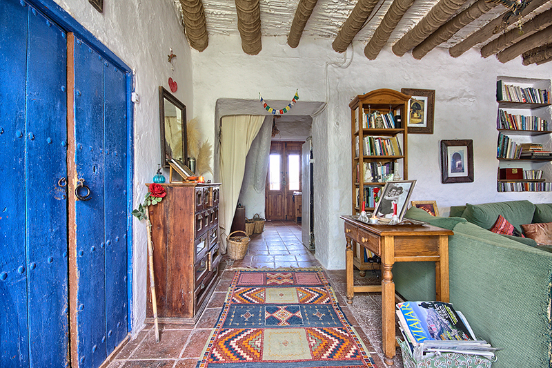 El romeral 3 - El Romeral: Rustic cottage in the mountains of Malaga, Andalusia