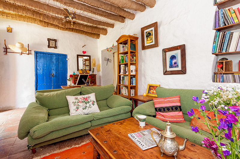 El romeral 4 - El Romeral: Rustic cottage in the mountains of Malaga, Andalusia