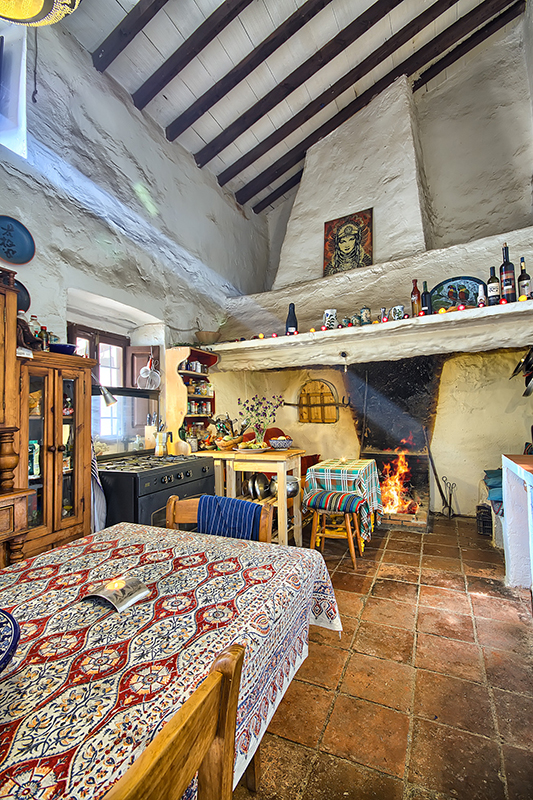 El romeral 7 - El Romeral: Rustic cottage in the mountains of Malaga, Andalusia