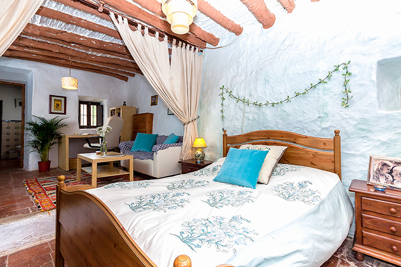 El romeral 9 - El Romeral: Rustic cottage in the mountains of Malaga, Andalusia