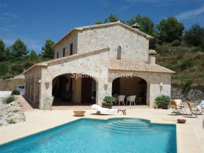 Estate for sale in Benissa (Alicante)2