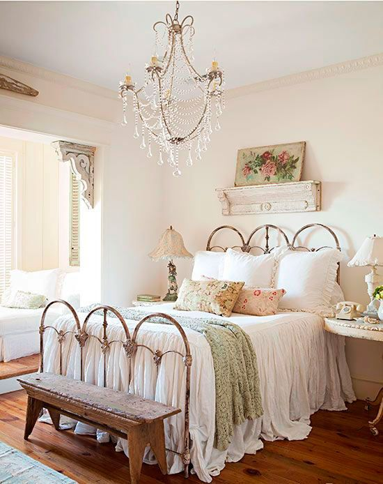 Estilo Shabby chic guiaparadecorar 1 - Shabby Chic: Discover this decorative style and the keys to adapt it at home