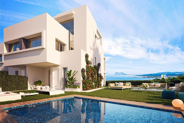 Exclusive home with private pool on the Costa del Sol