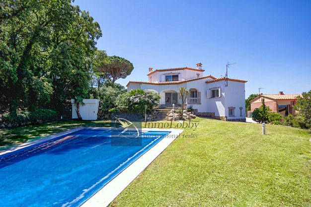 Exclusive home where you can experience the heart of the Costa Brava