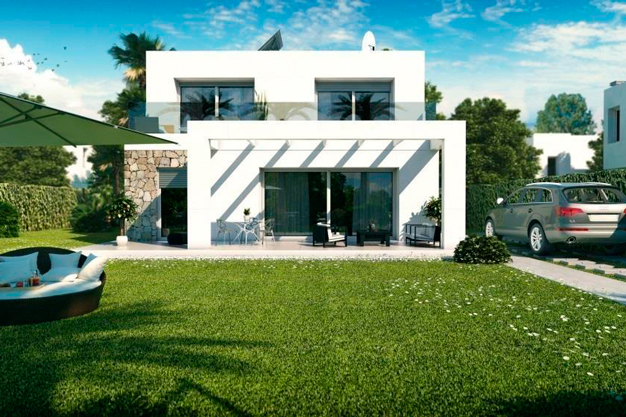 Exclusive new build home in Majorca - Exclusive new build home in Majorca