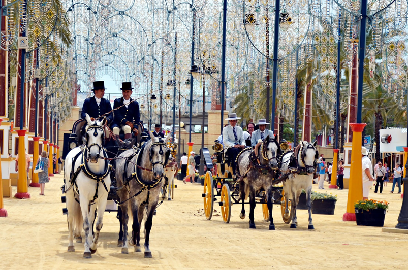 Feria del caballo destacada.jpg - The best feasts to visit Andalusia in May 2018