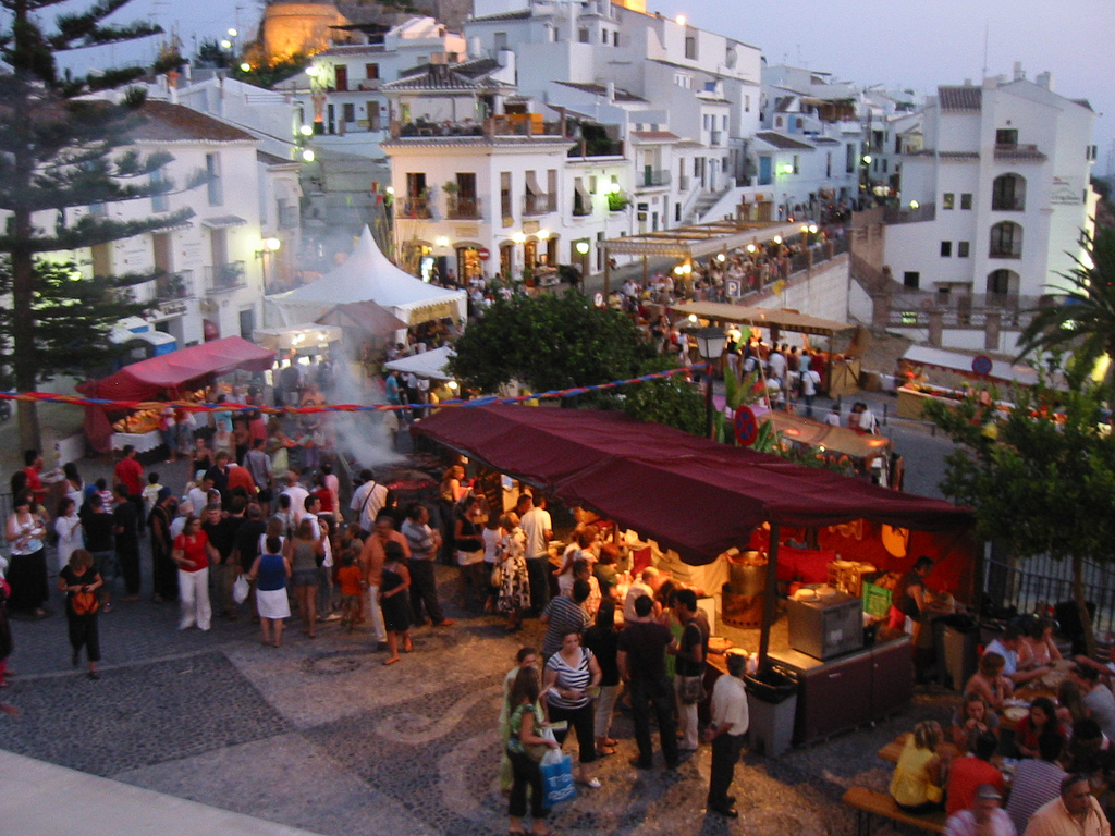 Festival 3 culturas - The best feasts to visit Andalusia in Summer 2018