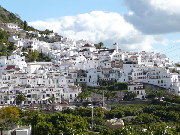 Frigiliana puebloblanco2 ng - Vacation Rental Villa in A Village Worth a Visit: Frigiliana
