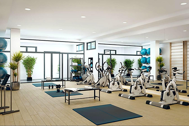 GIMNASIO MARBELLA - This luxury apartment in Marbella is a unique opportunity you cannot miss