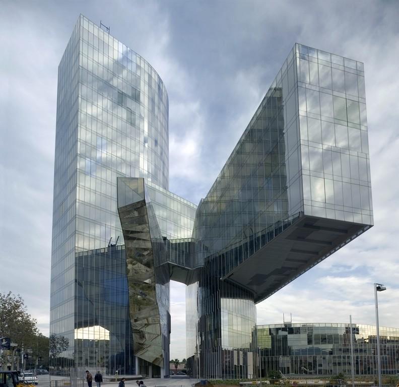 Gas Natural Headquarters Barcelona