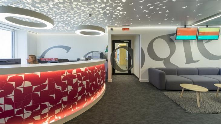 Google Madrid - Google Madrid Office by Jump Studios