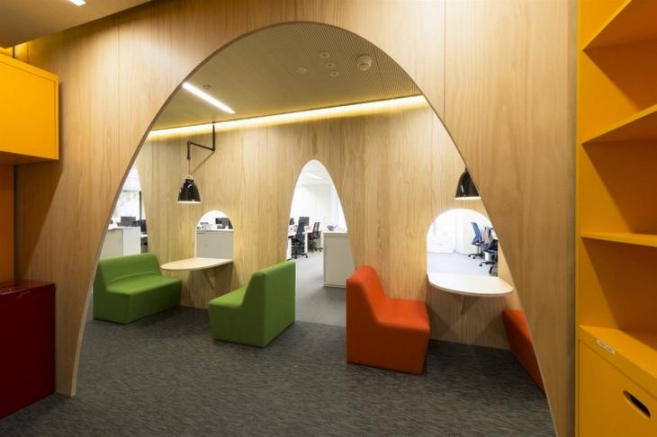 Google Madrid13 - Google Madrid Office by Jump Studios