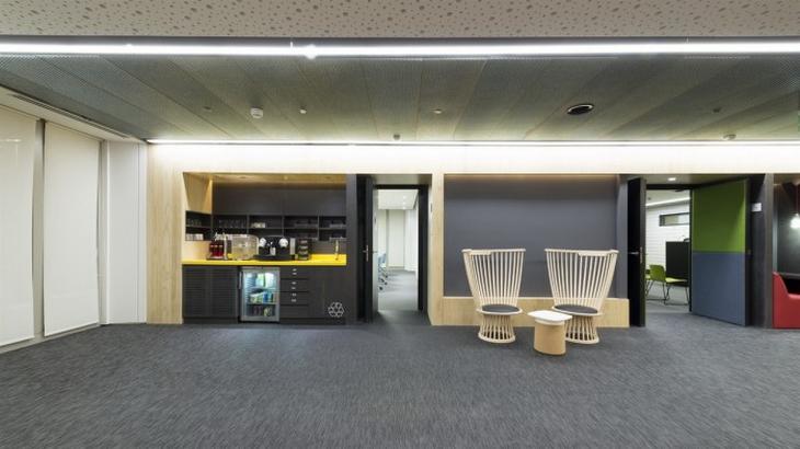 Google Madrid2 - Google Madrid Office by Jump Studios
