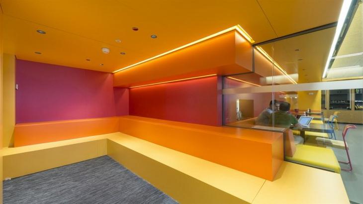 Google Madrid3 - Google Madrid Office by Jump Studios