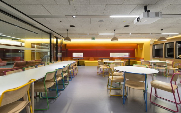 Google Madrid7 - Google Madrid Office by Jump Studios