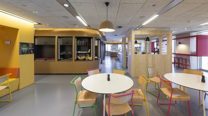 Google Madrid8 - Google Madrid Office by Jump Studios