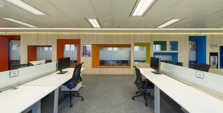 Google Madrid9 - Google Madrid Office by Jump Studios