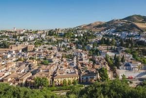 Granada city