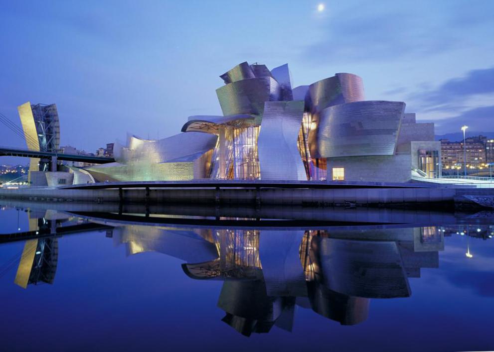Guggenheim Museum Bilbao5 - Guggenheim Museum Bilbao