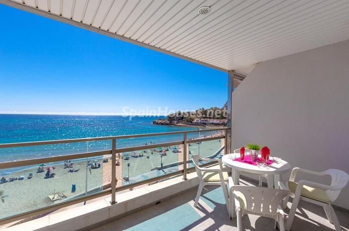 Holiday rental apartment in Calpe (Alicante)