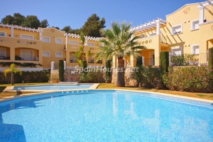 Holiday rental apartment in Dénia