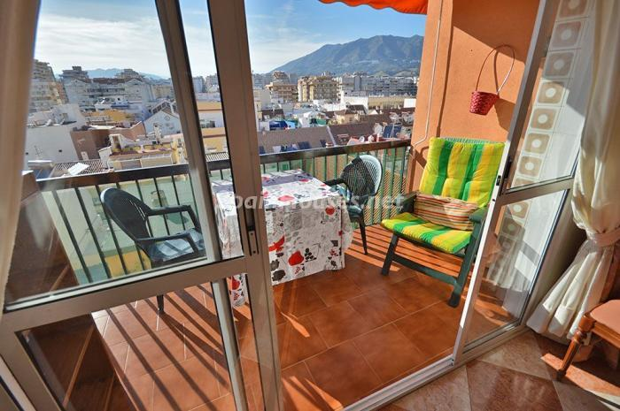 Holiday rental apartment in Fuengirola