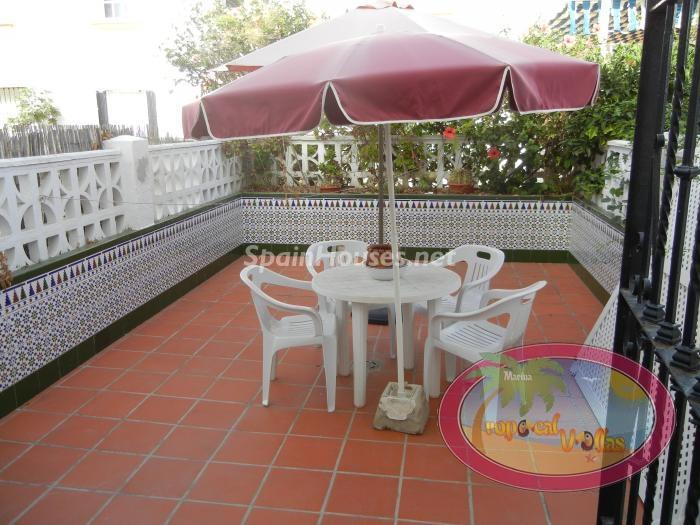 Holiday rental bungalow in Salobreña