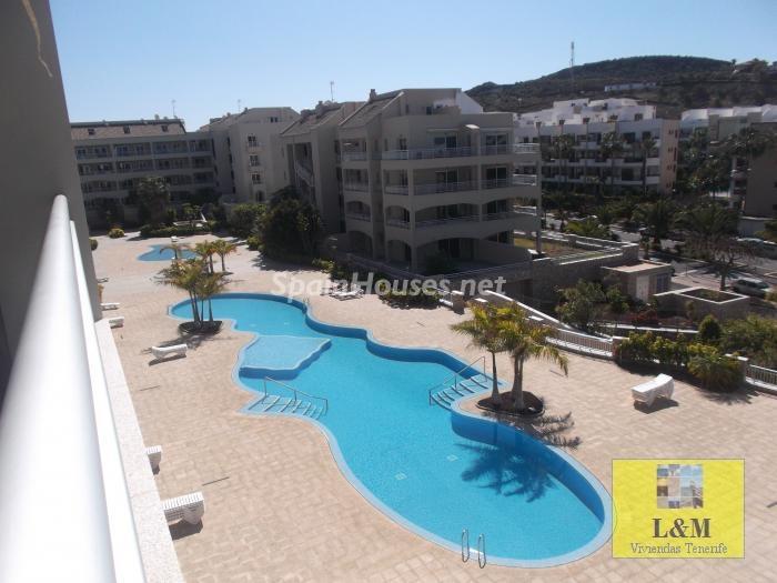 Holiday rental duplex in Arona (Tenerife)