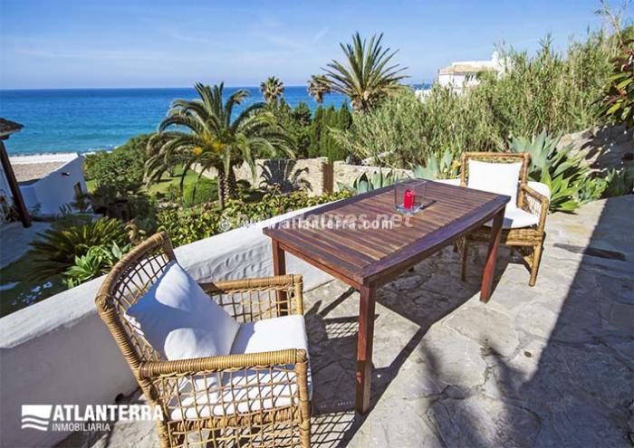 Holiday rental ground floor apartment in Zahara de los Atunes (Cádiz)