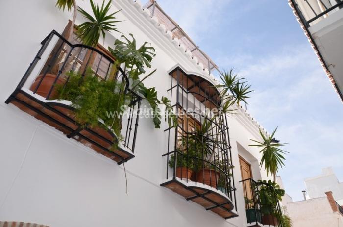 Holiday rental house in Nerja (Málaga)