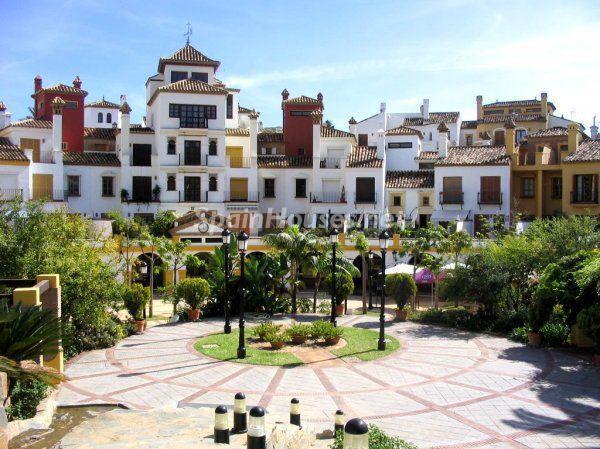 Holiday rental terraced house in Alcaidesa (Cádiz)