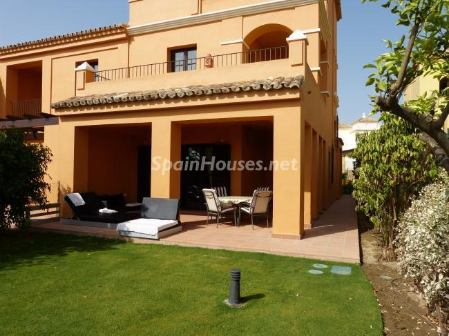 Holiday rental terraced house in Sotogrande Cádiz - 5 Vacation Homes to Rent in Cádiz Province