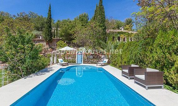 Holiday rental villa in Frigiliana, Málaga